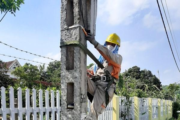 Tổn thất điện tại miền Bắc giảm 0,42%