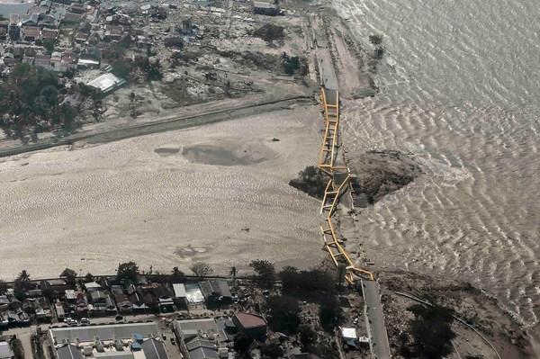 Indonesia sẽ lắp đặt hàng chục thiết bị cảnh báo sóng thần