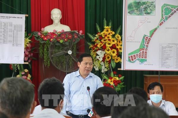 Bình Định tái khởi động siêu dự án du lịch Vĩnh Hội bị chậm gần 20 năm