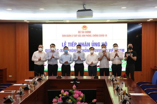 Sun Group góp 320 tỷ đồng cho Quỹ vaccine phòng dịch COVID-19
