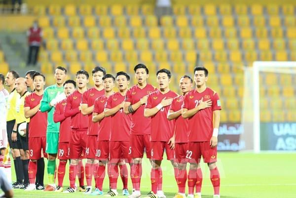 Vòng loại World Cup 2022: AFC công bố lễ bốc thăm vòng loại thứ 3