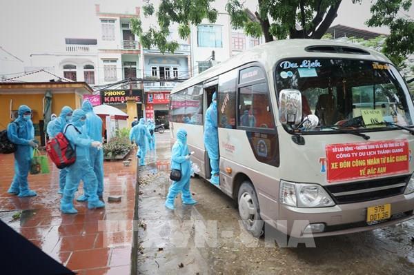 Tối 16/6, Bắc Giang có thêm 90 ca mắc mới COVID-19, TP.HCM thêm 45 ca
