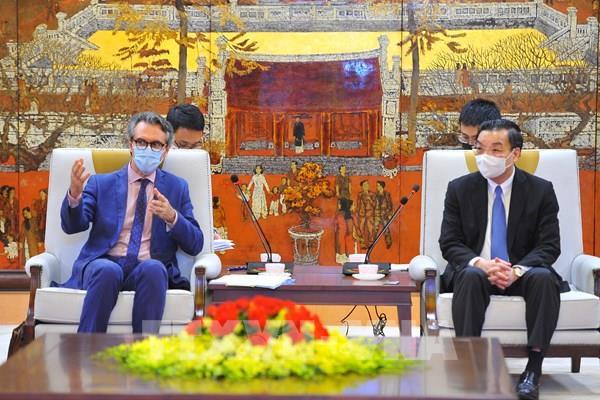 EU đề xuất xây dựng một trường đại học tiêu chuẩn châu Âu tại Hà Nội