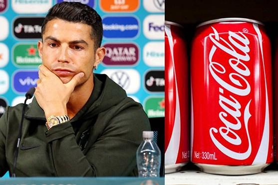 Ronaldo và Coca-Cola: Cuộc chiến giữa hai thương hiệu