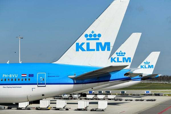KLM lên kế hoạch khôi phục các đường bay quốc tế