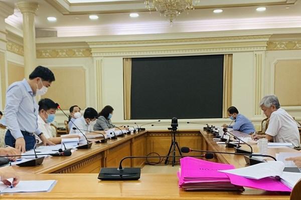 Giải phóng mặt bằng, sớm thi công các dự án điện tại Tp. Hồ Chí Minh