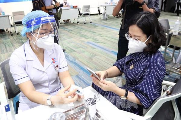 Dịch COVID-19: TP Hồ Chí Minh xét nghiệm diện rộng trong cộng đồng dân cư