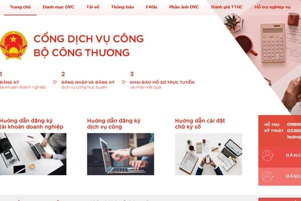 Đăng ký hợp đồng qua dịch vụ công trực tuyến tăng 76%