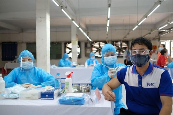 Trưa 23/6, thêm 80 ca mắc COVID-19 mới ở trong nước, Tp. Hồ Chí Minh 40 ca