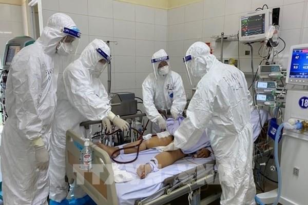 Ca tử vong thứ 70 do COVID-19 có bệnh lý nền nặng