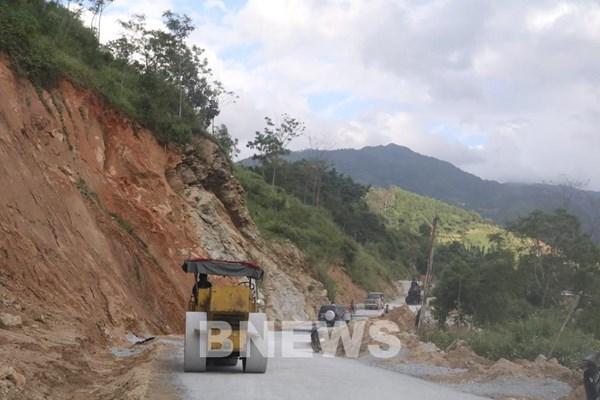 Hà Giang kiến nghị tiếp tục bố trí vốn thông tuyến Quốc lộ 4 nối Hà Giang - Lào Cai