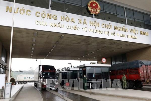 Thương mại vùng biên Việt Nam - Trung Quốc: Hợp tác thúc đẩy xuất nhập khẩu