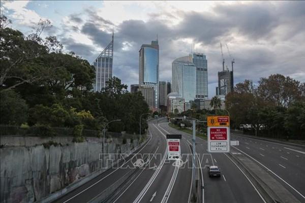 Australia gia hạn lệnh phong tỏa ở khu vực Sydney