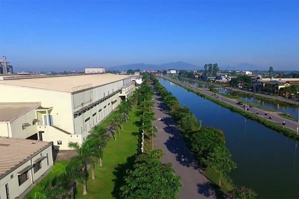 Sơn Hà tăng mức đầu tư tại dự án Khu công nghiệp Tam Dương 1