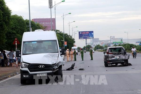 Trong 6 tháng, tai nạn giao thông được kéo giảm cả ba tiêu chí