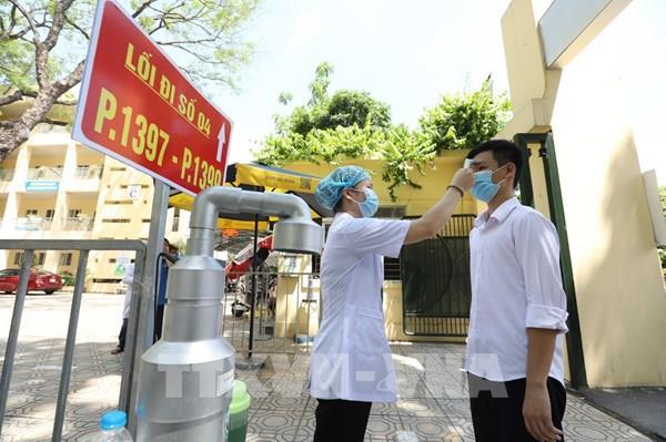 Giám thị là F1, Hà Nội thay toàn bộ một Hội đồng thi tốt nghiệp THPT