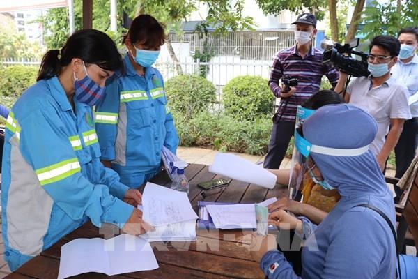 Hà Nội: 200 công nhân môi trường đã được trả nợ lương