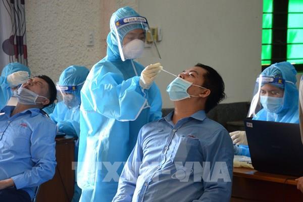 Xuất hiện 2 chùm lây nhiễm mới, Đà Nẵng khẩn trương xét nghiệm COVID-19 diện rộng