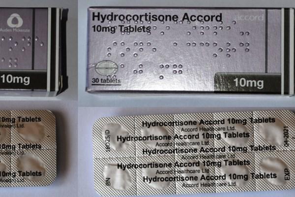 Anh phạt các hãng dược phẩm vì giá thuốc steroid hydrocortisone quá cao