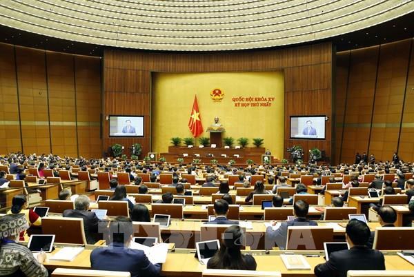 Từ 26-28/7, Quốc hội bầu các chức danh quan trọng của Nhà nước