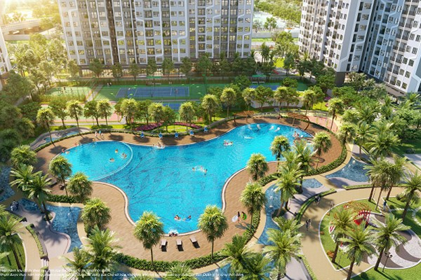 Vinhomes ra mắt phân khu The Miami giữa đại đô thị Vinhomes Smart City