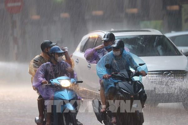 Dự báo thời tiết ngày mai 26/7: Cả ba miền có mưa rào và dông