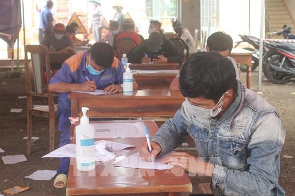 Tây Ninh hỗ trợ lao động tự do 1,5 triệu đồng/người