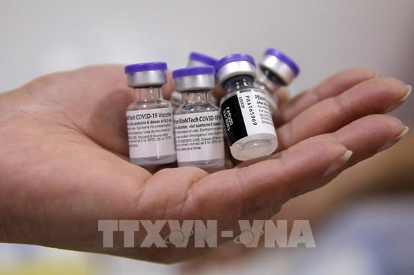 Australia cho phép tiêm vaccine phòng COVID-19 của Pfizer cho trẻ em từ 12-15 tuổi
