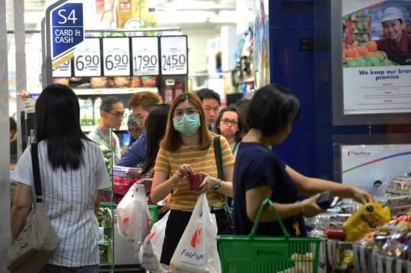 Singapore nâng dự báo lạm phát cả năm 2021