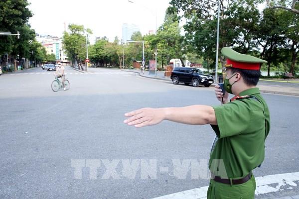 Phân luồng một số tuyến đường tránh qua Hà Nội