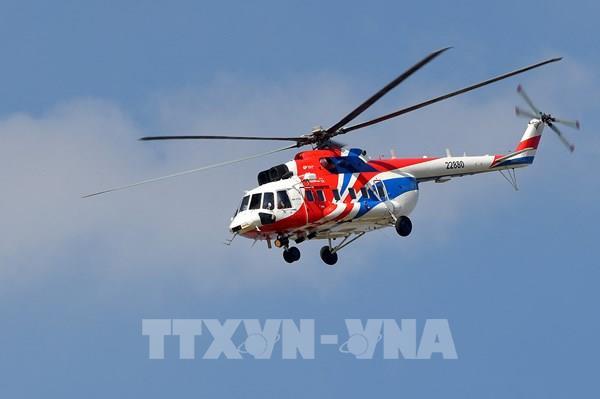 Nga đánh giá thị trường Đông Nam Á với các dòng máy bay trực thăng