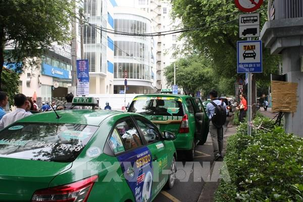 Tp. Hồ Chí Minh cho phép một số xe taxi hoạt động