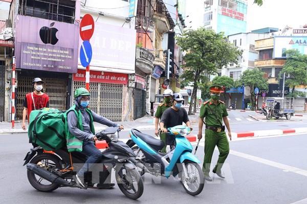 Hà Nội dừng hoạt động với xe mô tô hai bánh kinh doanh vận tải hành khách và hàng hóa