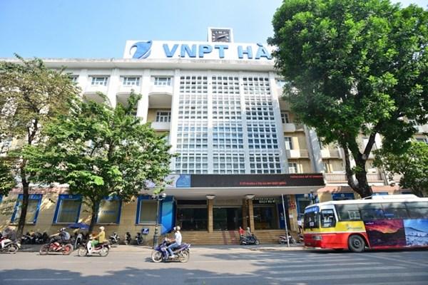 Bưu điện Hà Nội mở cửa 100% điểm phục vụ