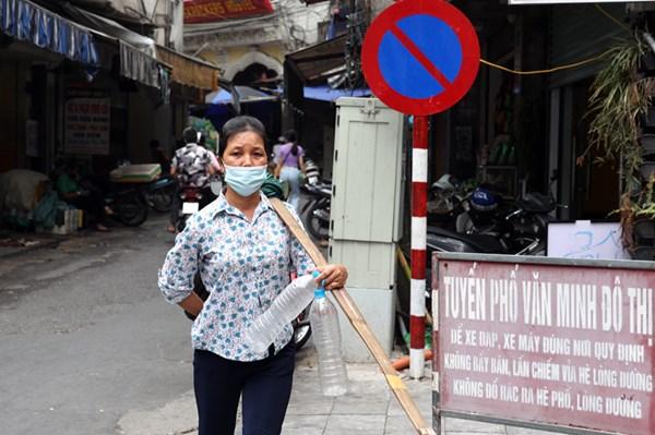 Lao động tự do nào ở Hà Nội được hỗ trợ khó khăn do COVID-19?