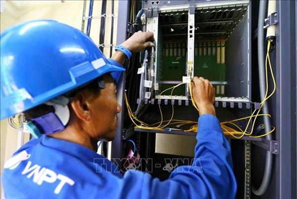 Đến năm 2025, hạ tầng mạng băng rộng ở Hà Nội phủ trên 80% hộ gia đình