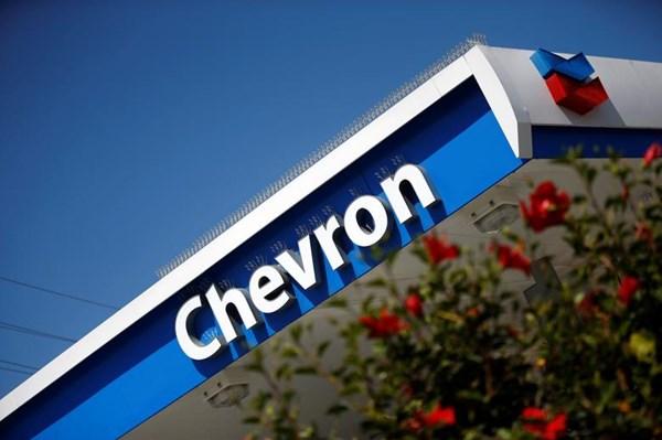 Chevron ghi nhận mức lợi nhuận cao nhất trong sáu quý