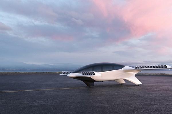 """Azul sẽ chi 1 tỷ USD mua 220 """"taxi bay"""" của Lillium"""