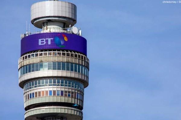 Tập đoàn viễn thông BT đầu tư hàng triệu bảng Anh vào an ninh mạng