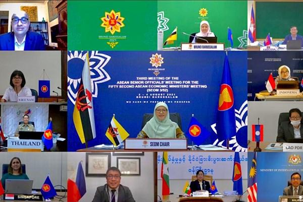 Hội nghị Quan chức kinh tế cấp cao ASEAN lần thứ 3 tại Indonesia