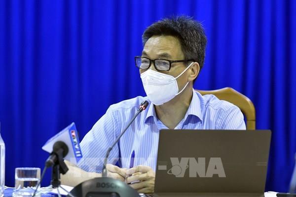 Phó Thủ tướng: Tây Ninh phải giảm tối đa tỷ lệ F0 không triệu chứng chuyển nặng