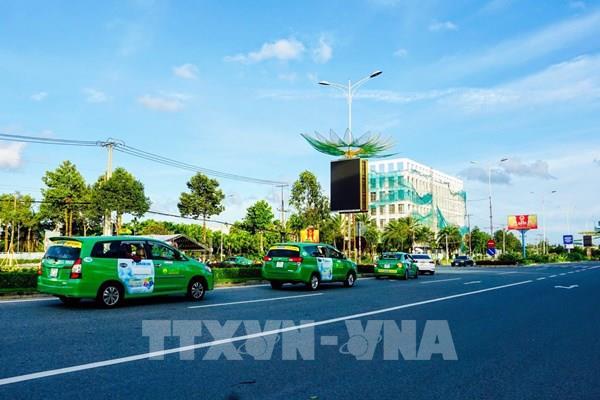 Mai Linh bố trí 40 xe taxi phục vụ phòng, chống dịch tại Cần Thơ