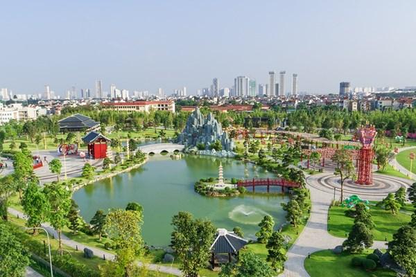 25 tiện ích phong cách resort Mỹ dành cho cư dân toà GS1 – Vinhomes Smart City