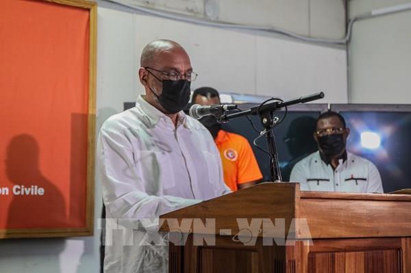 Thủ tướng Ariel Henry ban bố tình trạng khẩn cấp