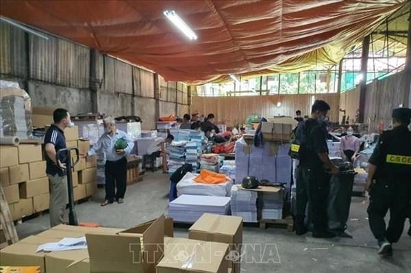 """Vụ sách giáo khoa giả tại Hà Nội: Khởi tố bổ sung vụ án """"Môi giới hối lộ"""""""