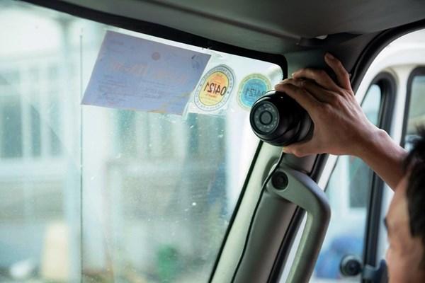 Hà Nội yêu cầu doanh nghiệp vận tải lắp camera trên ô tô