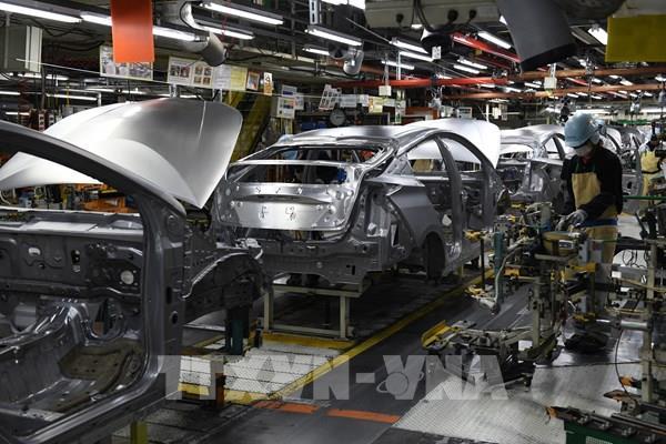 Dịch COVID-19: Làn sóng cắt giảm sản xuất ở Trung tâm phụ tùng ô tô ASEAN