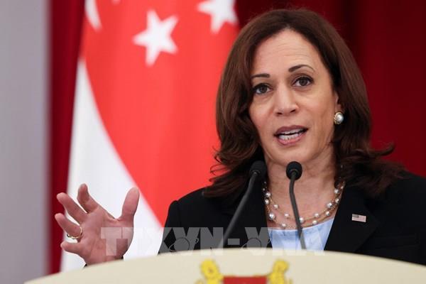 Phó Tổng thống Mỹ chỉ trích những tuyên bố chủ quyền của Trung Quốc ở Biển Đông