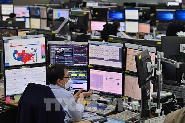 Lý do nào khiến thị trường chứng khoán Hàn Quốc chao đảo trong dịch COVID-19?