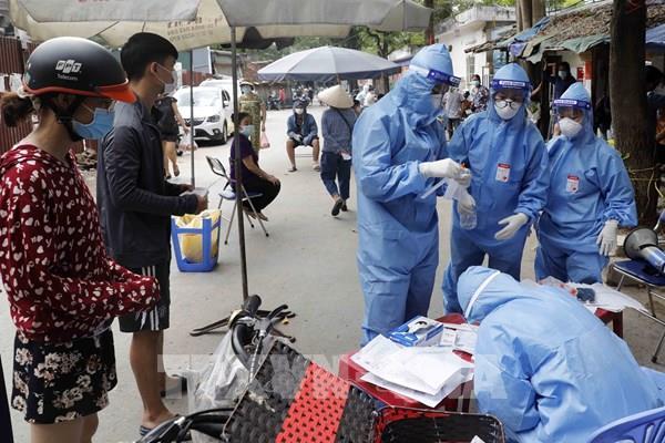 Hà Nội kích hoạt khu cách ly tập trung 500 người tại quận Thanh Xuân